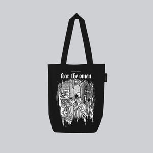 TOTE BAG • FEAR THE OMEN I