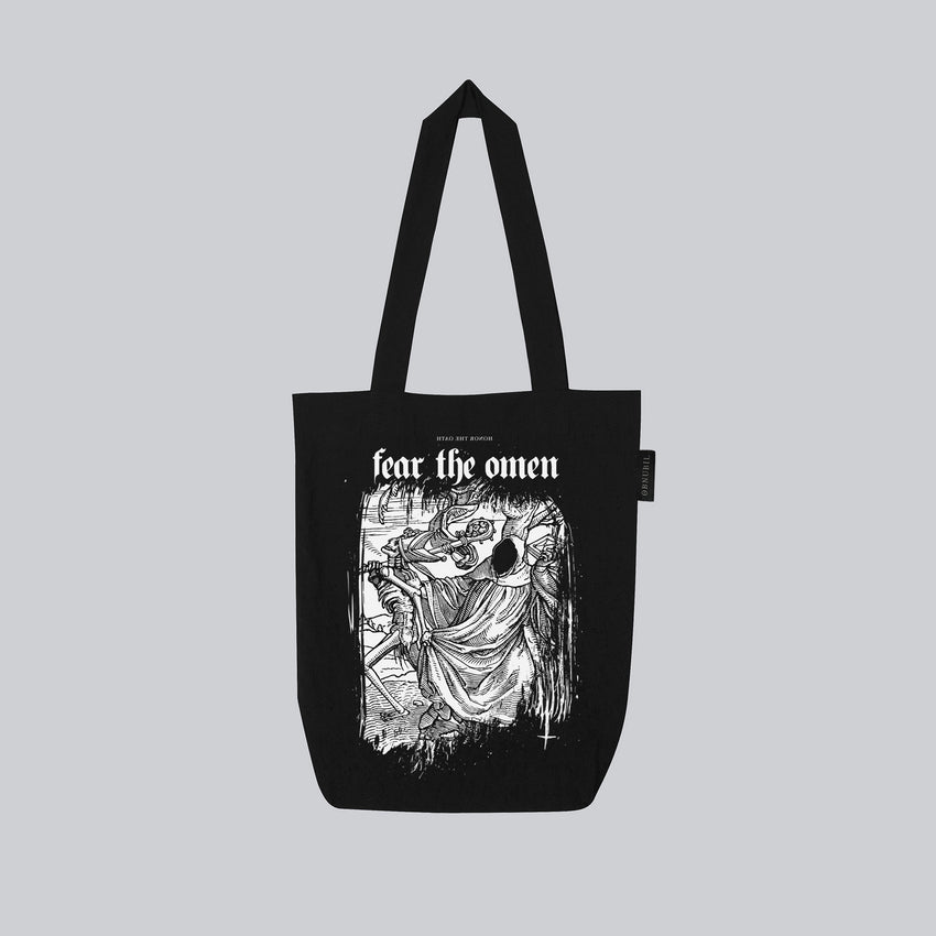 TOTE BAG • FEAR THE OMEN II