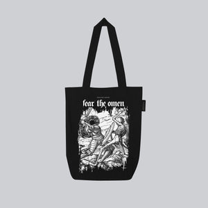 TOTE BAG • FEAR THE OMEN III
