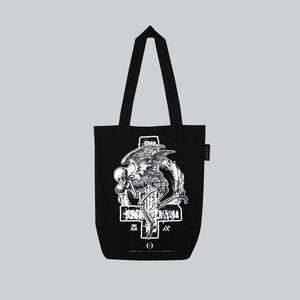 TOTE BAG • DEATH POEM OF GRYLA