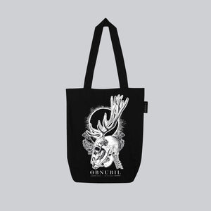 TOTE BAG • UNDER STAGS SKIN