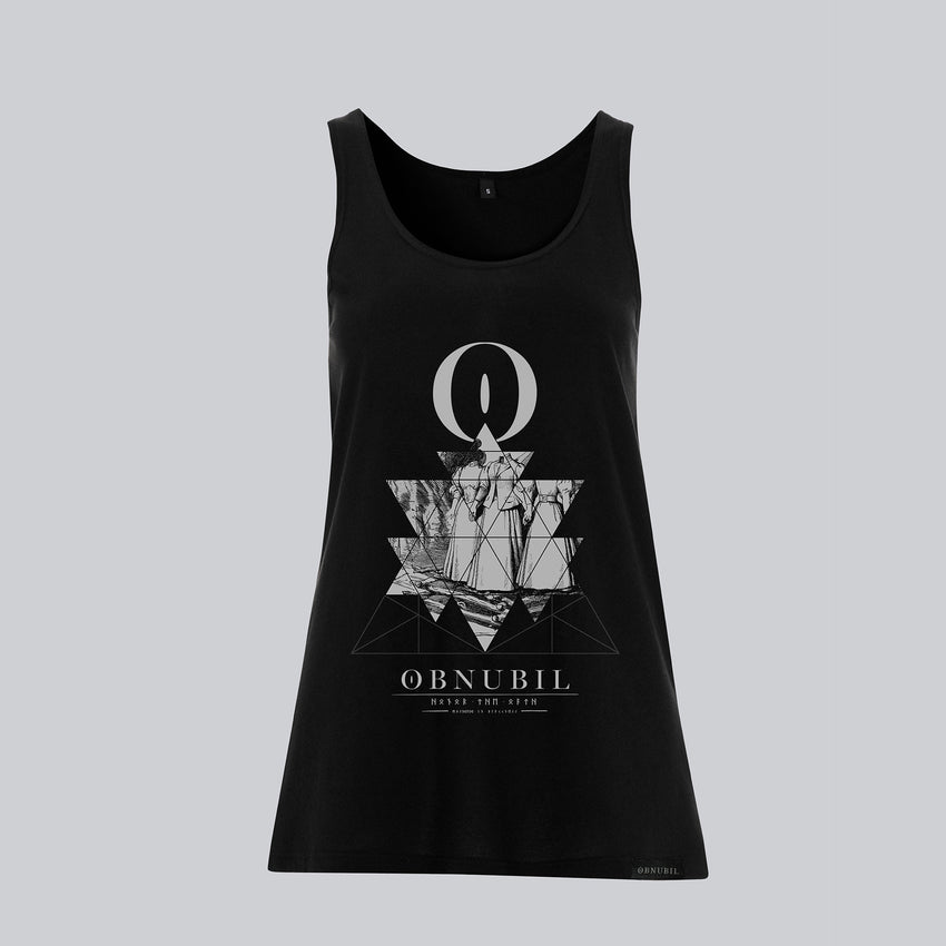 WOMEN'S JERSEY VEST • SALEM TRIAL