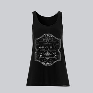WOMEN'S JERSEY VEST • WITCHCRAFT & OCCULTISM