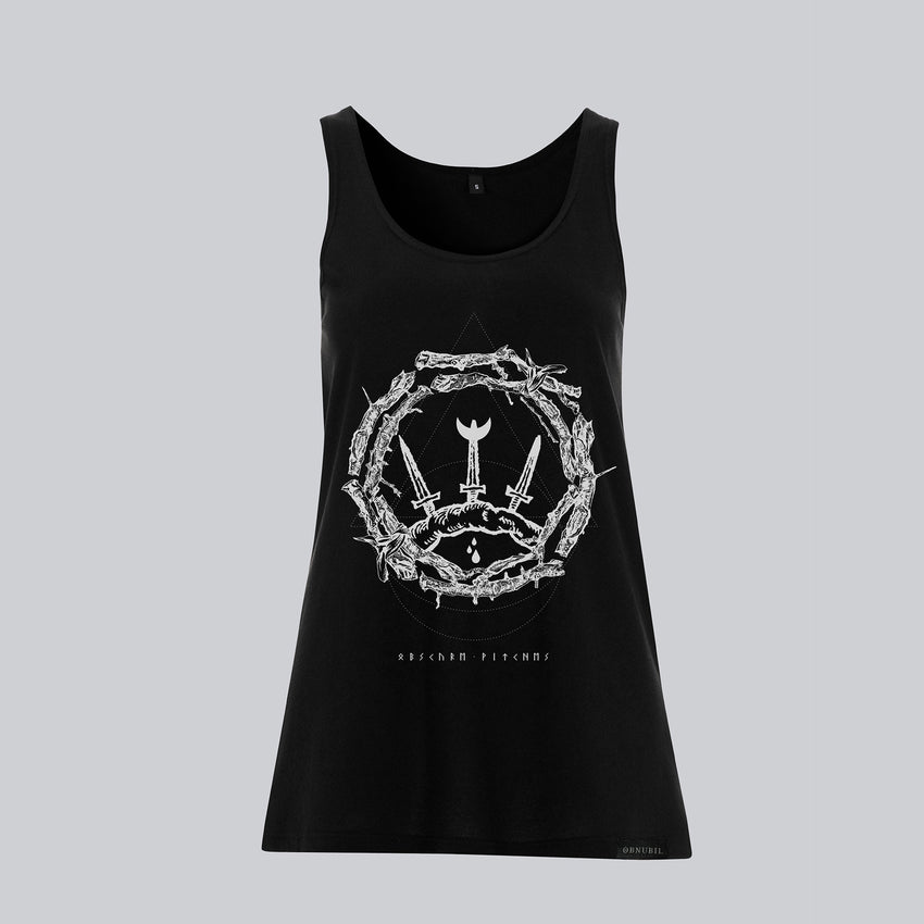 WOMEN'S JERSEY VEST •  OBSCURE WITCHES I