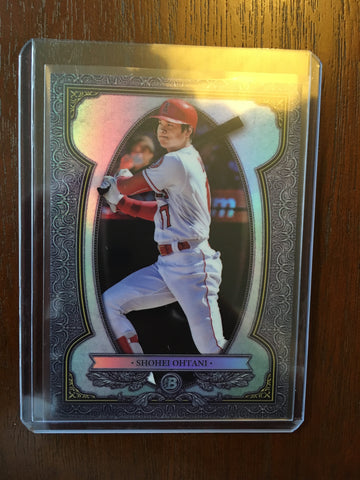 2019 Bowman Chrome Bowman Sterling Continuity