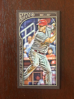 2015 Topps Gypsy Queen Mini #290 Jay Bruce Cincinnati Reds