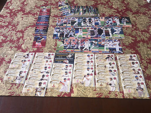 2002 Leaf Rookies & Stars Baseball  (143) Cards-List inside Free Shipping