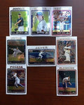 2005 Topps Chrome Series 2 Complete 220 Card Set 253-472 Jeter, Bonds, Ichiro, Griffey, Clemens, Johnson