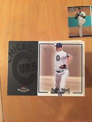 2004 Fleer Patchworks - Singles