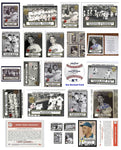 2002 Topps 1952 World Series Highlights Insert Set