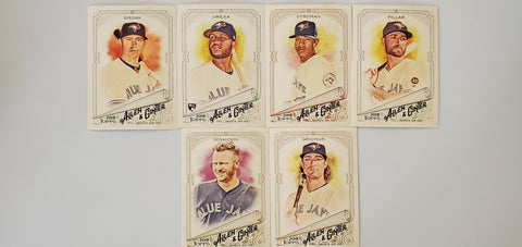 2018 Topps Allen & Ginter Team Set - Blue Jays (6 Cards)