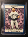 2018 Topps Gypsy Queen Tarot of the Diamond Indigo #TOD3 Giancarlo Stanton 146/250