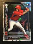2016 Bowman Chrome Bowman Scouts Top 100 #BTP4 J.P. Crawford