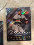 2019 Bowman Chrome Rookie of the Year Favorites RC - Listed as Auctions 5-23