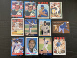 HOF Closers - Hoffman, Smith, Rivera, Eckersley lot of 19