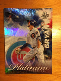 2017 Bowman Platinum Platinum Presence - Pick your player