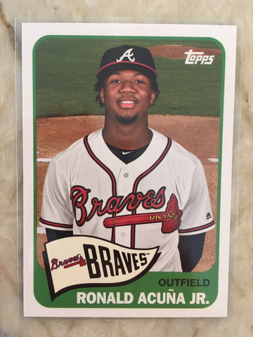 2020 Topps Choice TC-6 Ronald Acu–a Jr. - Atlanta Braves