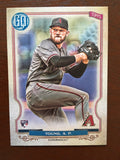 2020 Topps Gypsy Queen Arizona Diamondbacks Singles