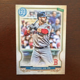 2020 Topps Gypsy Queen Boston Red Sox Singles