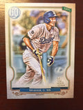 2020 Topps Gypsy Queen Los Angeles Dodgers Singles