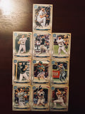 2020 Topps Gypsy Queen Team Set - Oakland Athletics -  (10 Cards)