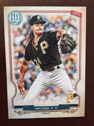 2020 Topps Gypsy Queen Pittsburgh Pirates Singles