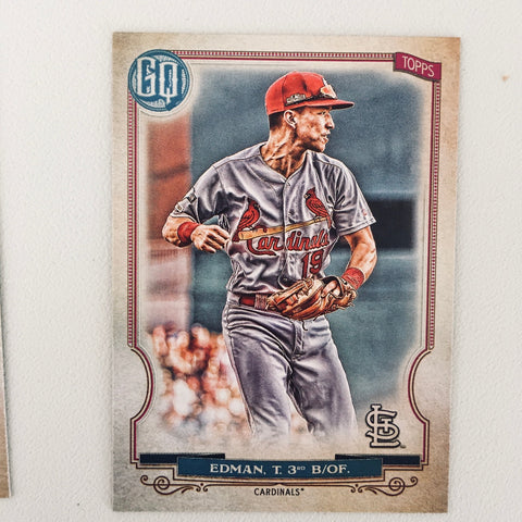 2020 Topps Gypsy Queen St. Louis Cardinals Singles