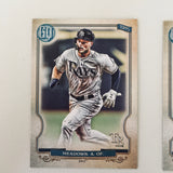 2020 Topps Gypsy Queen Tampa Bay Rays Singles