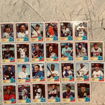 2018 Topps '83 All Star Lot of 26 No Dupes