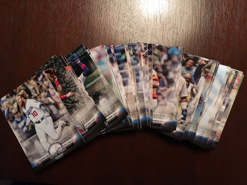 2018 Topps Salute Series Two Complete Set 1-100