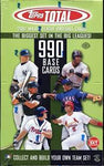 2002 Topps Total Team Checklists Insert Set- Singles