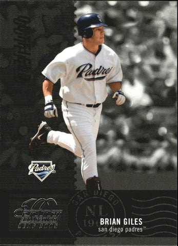 2005 Leaf Century #199 Brian Giles - Padres