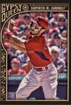 2015 Topps Gypsy Queen #25A Matt Carpenter