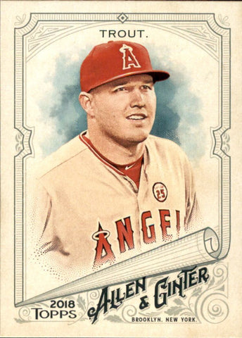 2018 Topps Allen and Ginter 1-100