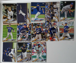 2018 Topps Series 1 & 2 & Update Team Set  Milwaukee Brewers - (44 Cards)