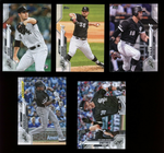 2020 Topps Series 1 Chicago White Sox Team Set (14 Cards)