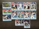 2019 Topps Series 1 Team Set Los Angeles Dodgers (13 Cards)