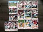 2019 Topps Series 1 Team Sets - Choose your team