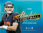 2019 PANINI ABSOLUTE FOOTBALL CASE PRE-SELL BY 7-31