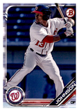 2019 Bowman Prospects Team Set - Washington Nationals