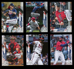 2020 Topps Series 1 Atlanta Braves Team Set (12 Cards)