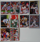 Philadelphia Phillies Team Set 2018-2020 (3 Sets) Topps Series 1