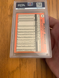 1969 Topps #500 Mickey Mantle (Yellow) ~ PSA 7 MC