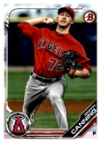 2019 Bowman Prospects Team Set - Los Angeles Angels