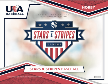 2019 PANINI STARS & STRIPES BASEBALL