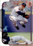 2015 Bowman Silver #119 Andrelton Simmons 442/499