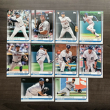 Detroit Tigers Team Set 2018-2020 (3 Sets) Topps Series 1