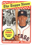 2018 Topps Heritage 101-200