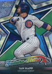 2018 Topps Chrome FUTURE STARS REFRACTOR Complete Insert set 20 Aaron Judge