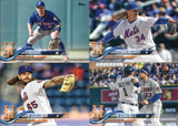 2018 Topps Series 2 Team Set - NEW YORK METS (14 cards)
